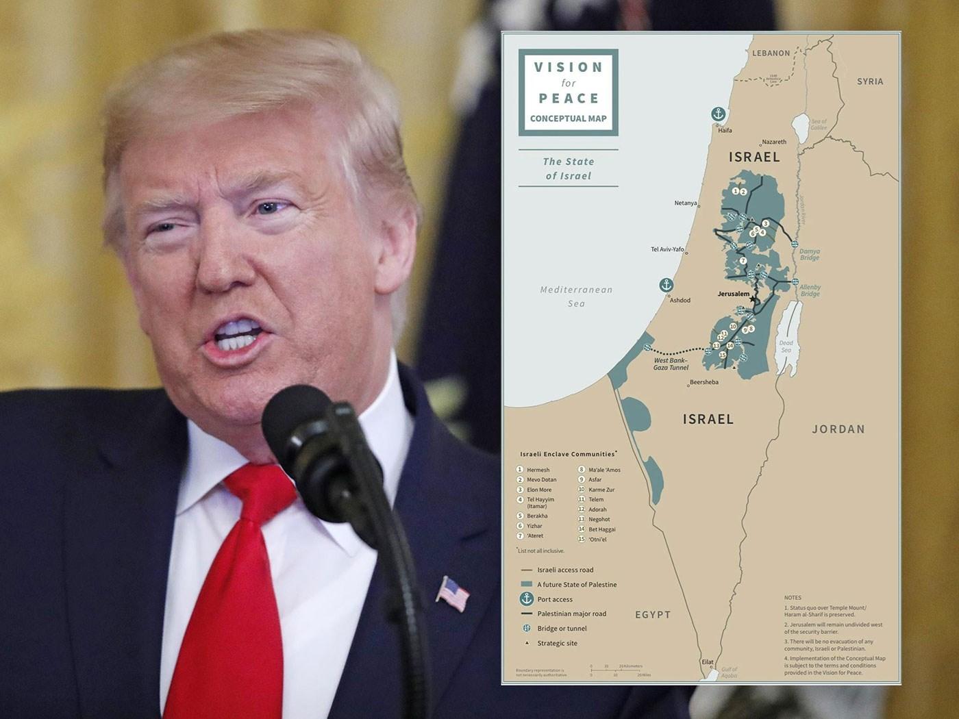 صفقة ترامب ووهم اليمين الإسرائيليّ.. بدايات الانفجار