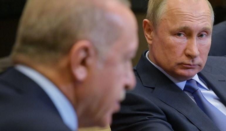 الكرملين: الرئيسان الروسي والتركي سيبحثان تنفيذ اتفاقيات سوتشي