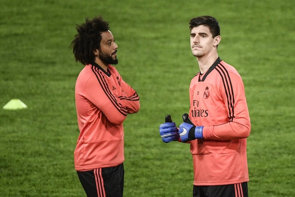 أخبار سيئة لريال مدريد قبل موقعة مانشستر سيتي!