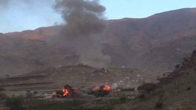 القوات المسلحة اليمنية توسّع سيطرتها في الجوف