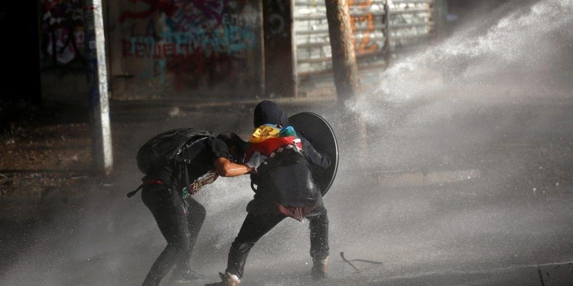 في الذكرى الثانية لتولي بينييرا السلطة..  الاحتجاجات تتجدّد في تشيلي