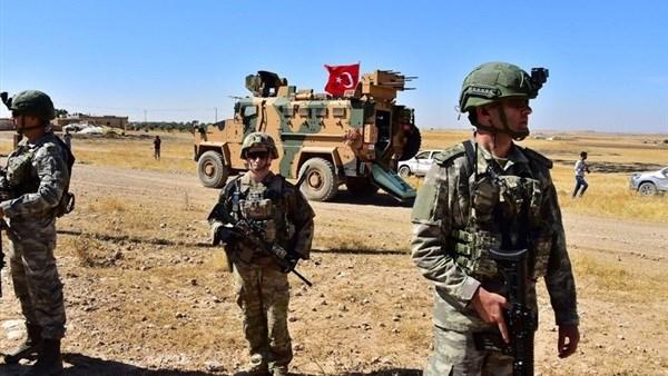 مقتل 4 جنود أتراك بانفجار في شمال سوريا