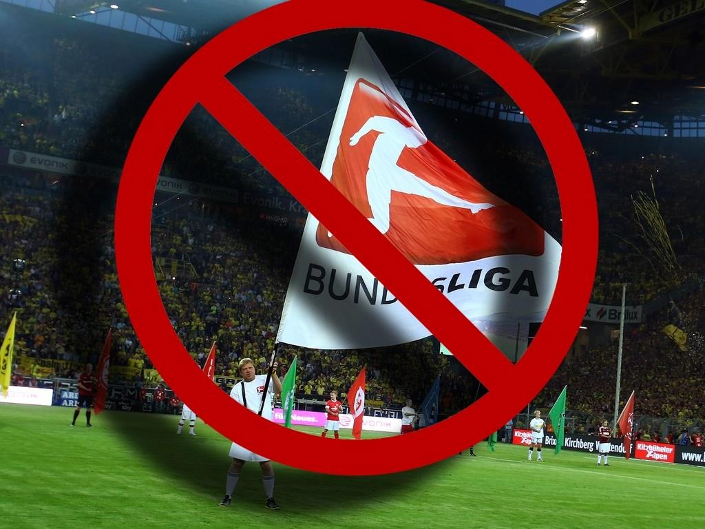 الدوري الألماني: تعليق المباريات بشكل نهائي!
