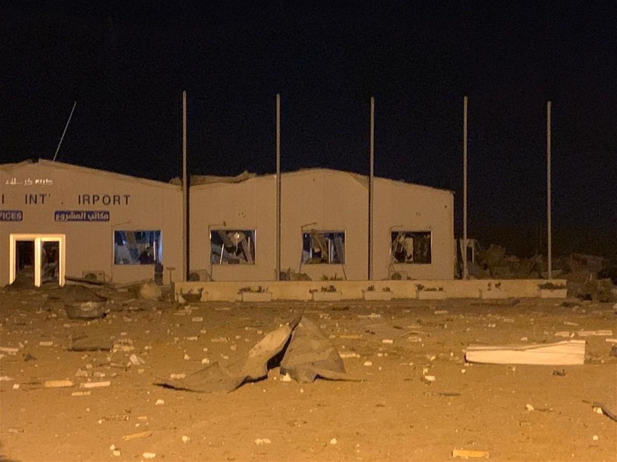 الرئاسة العراقية تستنكر الاعتداء الأميركي على الجيش والحشد