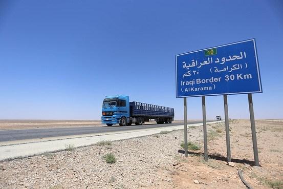 قصف مدفعي على الحدود العراقية السورية غداة عدوان أميركي
