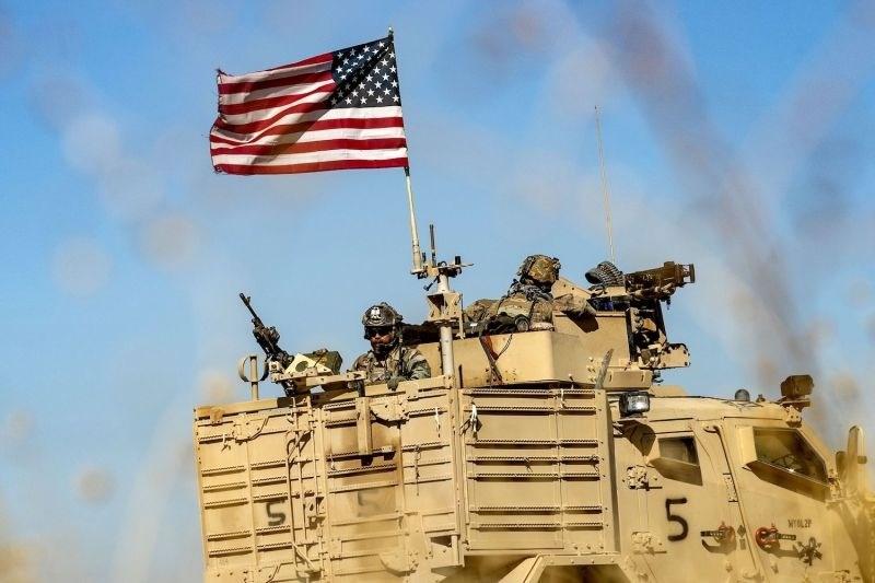 عشرات الصواريخ تستهدف الجانب الأميركي في قاعدة التاجي شمال بغداد