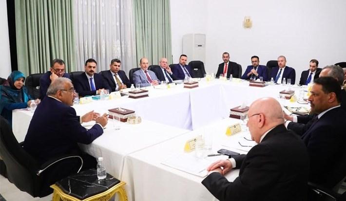 """""""مع جملة من القرارات"""".. خلية الأزمة العراقية تفرض حظر التجوال في  بغداد"""
