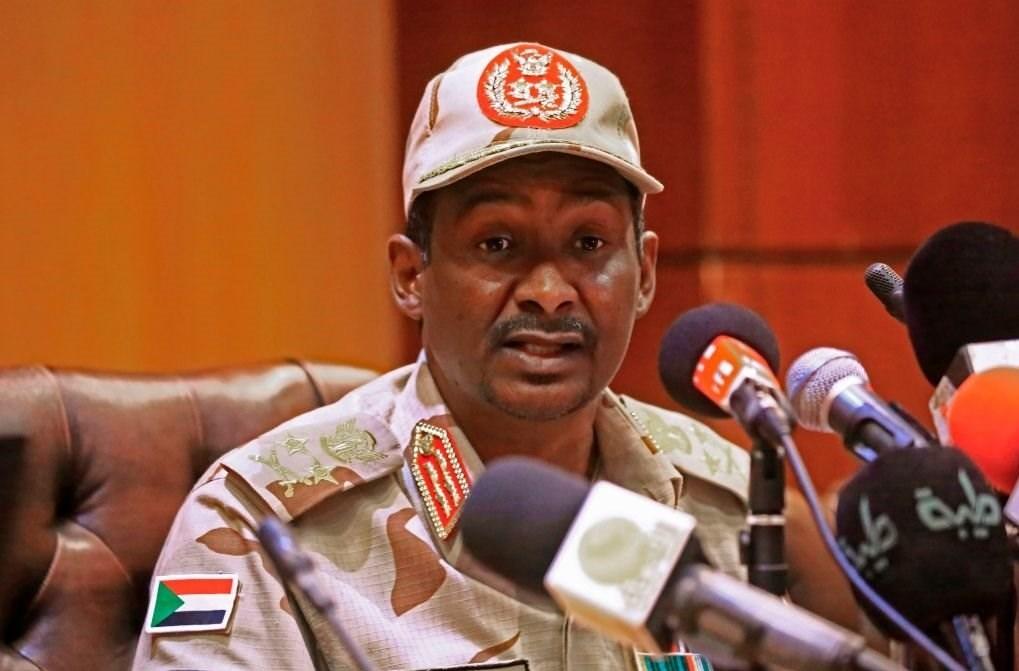 حميدتي: السودان سيكون وسيطاً بين مصر وإثيوبيا بشأن سد النهضة