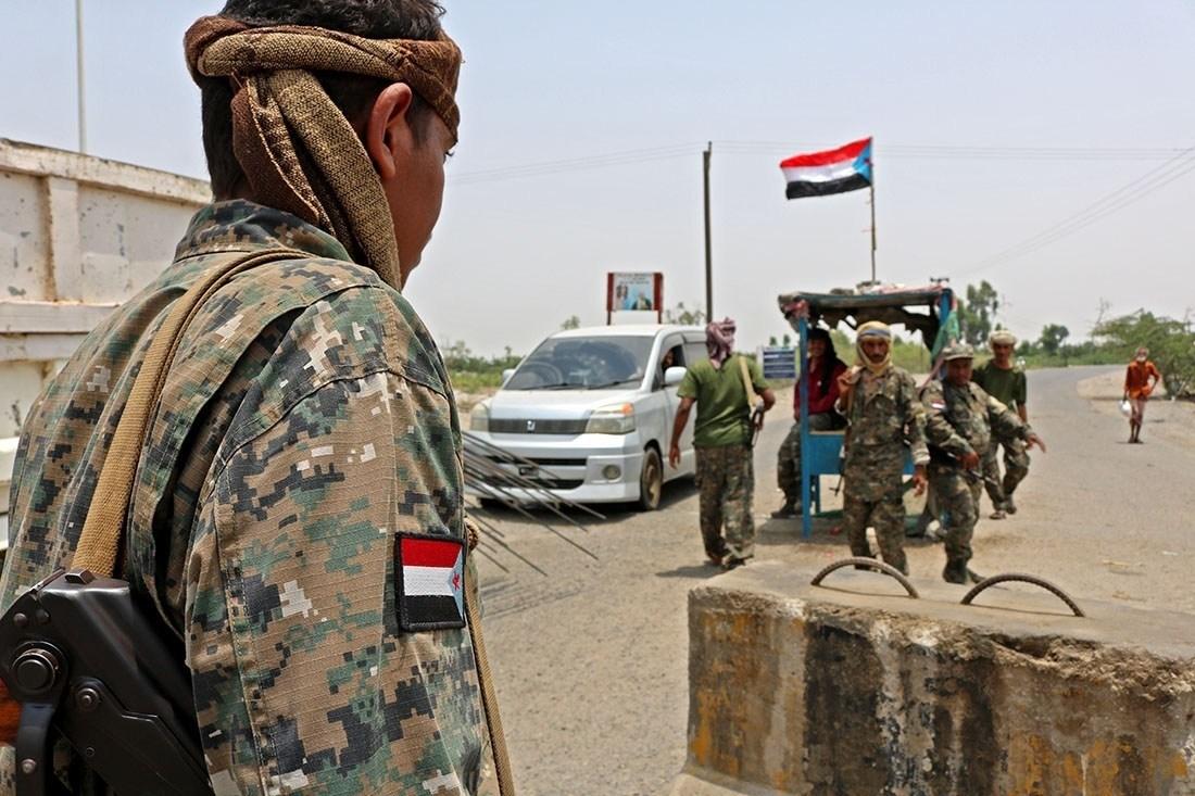"""""""المجلس الانتقالي"""": مدينة عدن خط أحمر ولا يمكن السماح بالعبث بأمنها"""