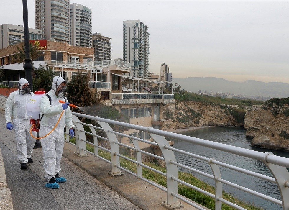 """معلومات للميادين: الحكومة اللبنانية تتجه اليوم لإعلان حالة """"طوارئ صحية"""""""