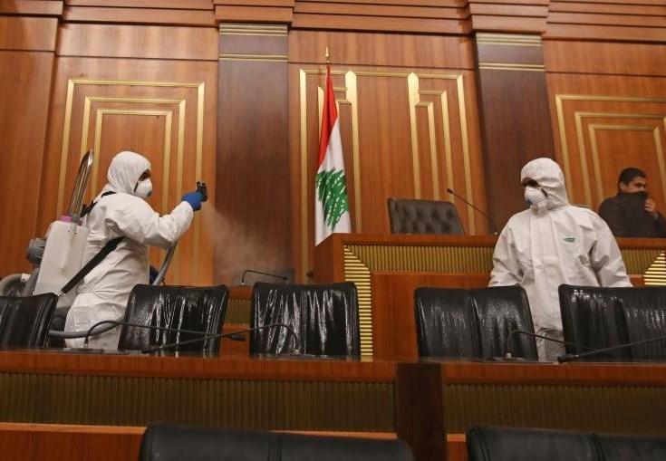 وزير الصحة ونواب لبنانيون يتبرعون بمخصصاتهم الشهرية لمواجهة فيروس كورونا