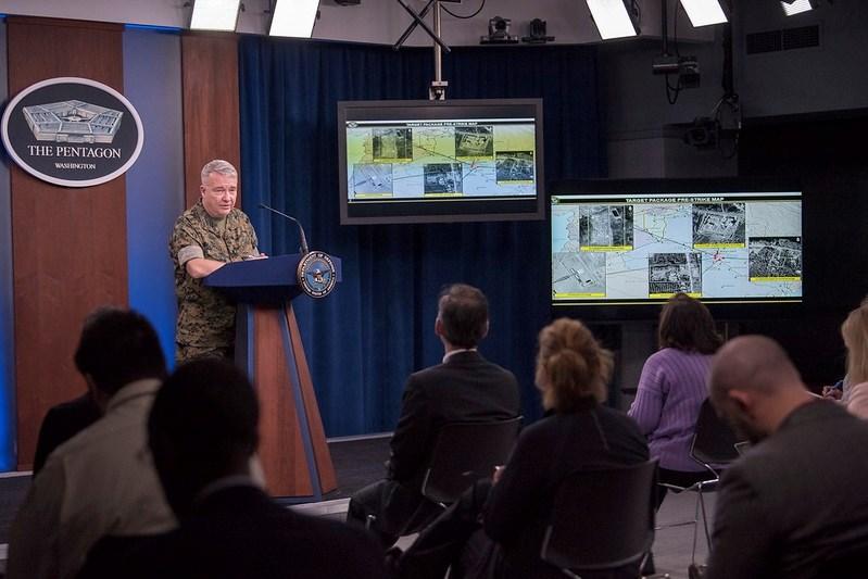 البنتاغون: جنديان أميركيان في حالة خطرة جراء الهجوم الصاروخي في العراق