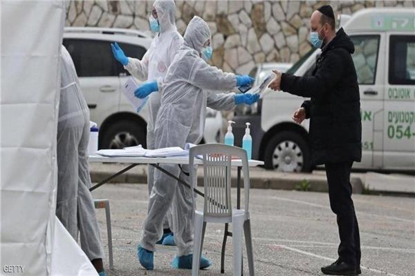 الاحتلال الإسرائيلي يحذر: إمكانية وصول عدد الإصابات بكورونا إلى 3200  في اليوم