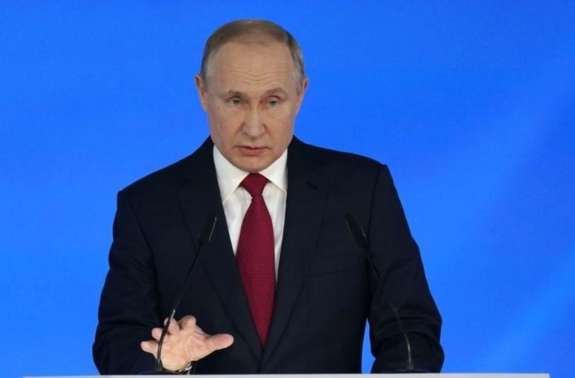 بوتين يأمر بتشكيل مجموعة عمل تابعة لمجلس الدولة لمكافحة كورونا