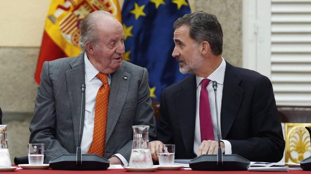 بسبب هدية سعودية بقيمة 65 مليون يورو... ملك إسبانيا يتخلى عن ميراثه