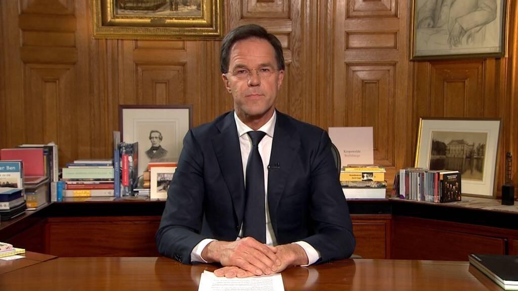 رئيس الوزراء الهولندي: نتوقع أن يصاب جزءٌ كبيرٌ من الهولنديين بكورونا