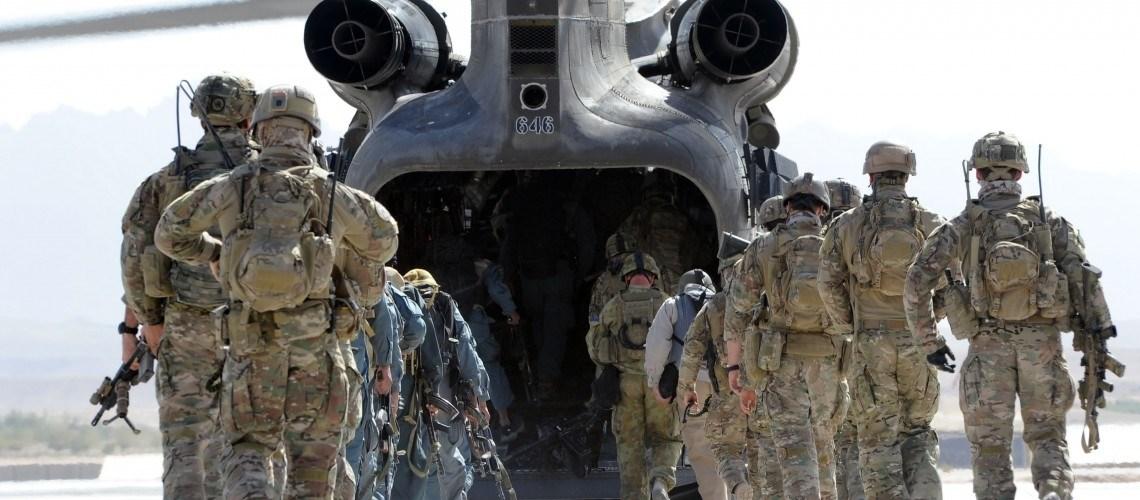 مصادر للميادين: الجيش الأميركي يعيد الانتشار في بعض قواعده العسكرية داخل العراق