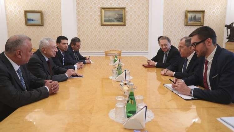 """""""الجبهة الديمقراطية"""" تلتقي لافروف: """"صفقة القرن"""" خطر على استقرار المنطقة"""