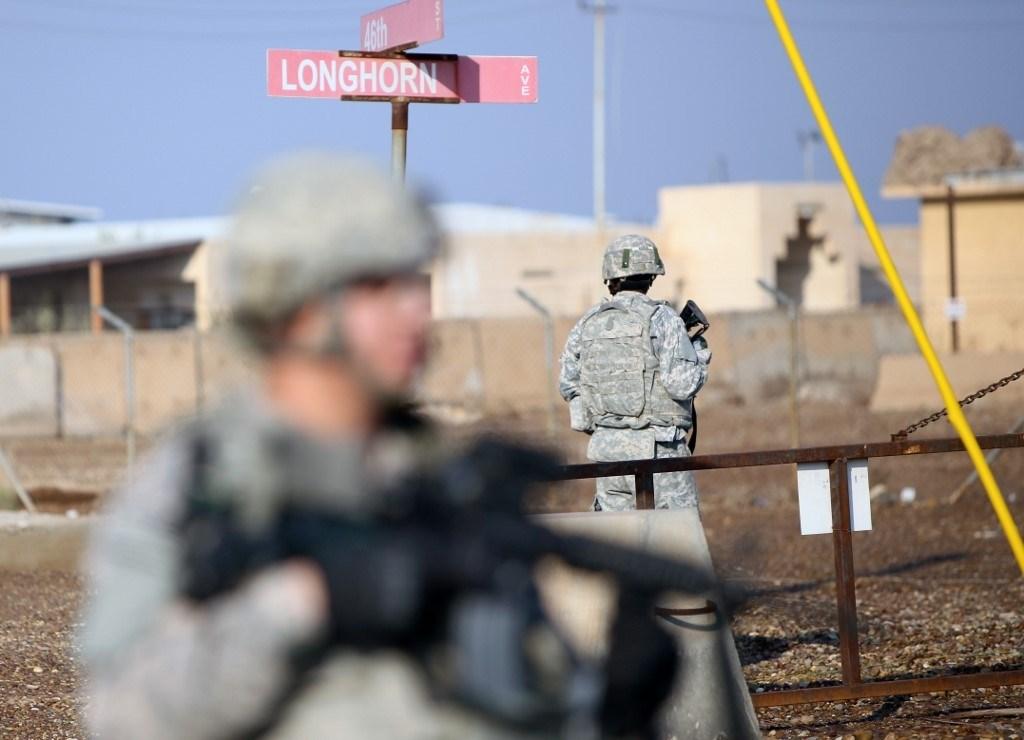 صواريخ تستهدف جناح التحالف الأميركي في معسكر بسماية جنوب بغداد