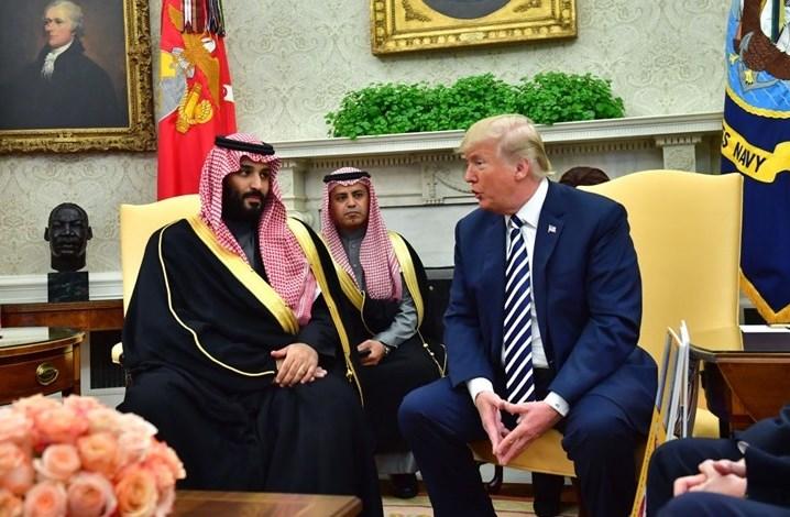 """""""واشنطن بوست"""": احتضان ترامب لمحمد بن سلمان يكلفه كثيراً الآن"""