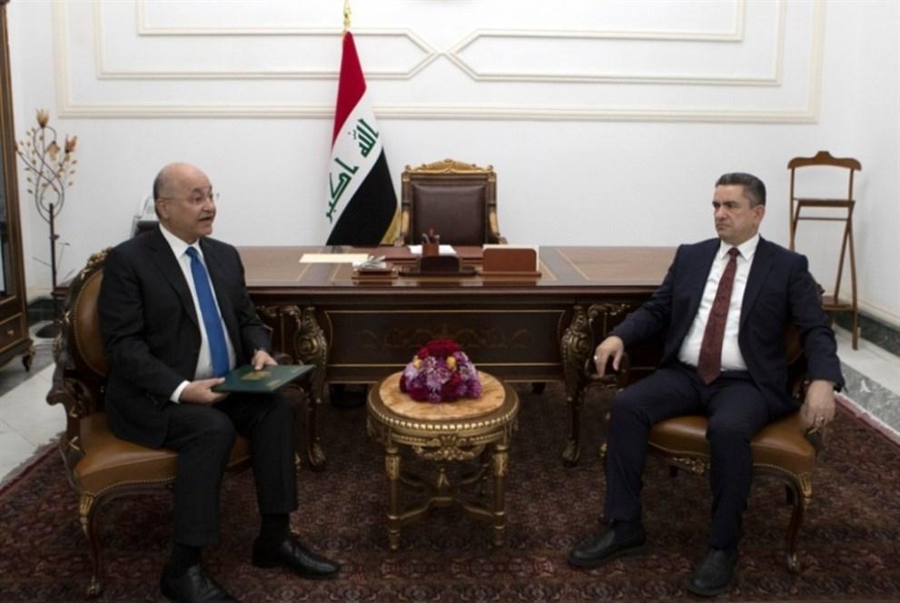 4 من كبريات الكتل البرلمانية في العراق ترفض تكليف الزرفي بتأليف الحكومة