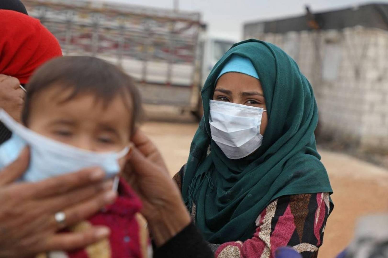 سوريا: وقاية مضاعفة ضد فيروس لم يثبت وجوده
