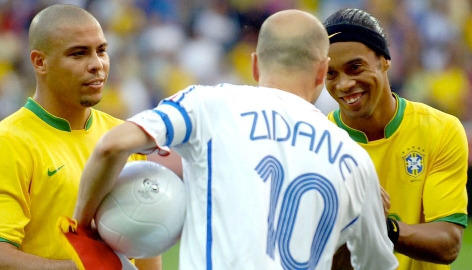 زيدان... البرازيليّ الوحيد في تلك الأمسية