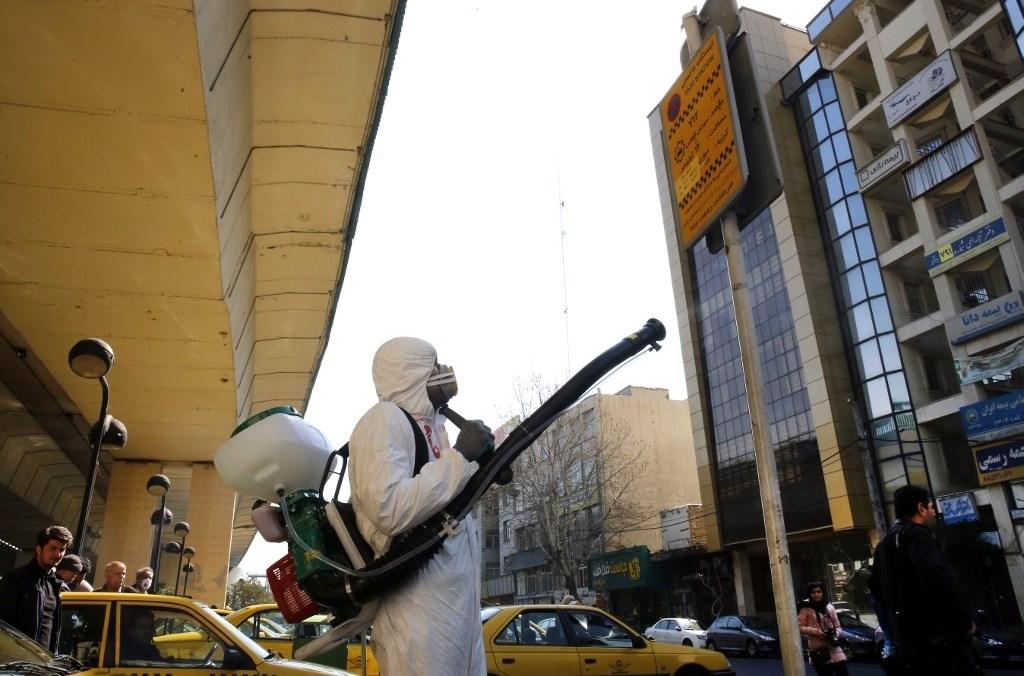 وزارة الصحة الإيرانية تجري مسحاً  لأكثر من 25 مليون مواطن