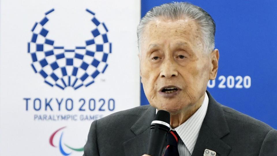 """هل انتقلت عدوى """"كورونا"""" إلى رئيس اللجنة المنظّمة لأولمبياد طوكيو؟"""