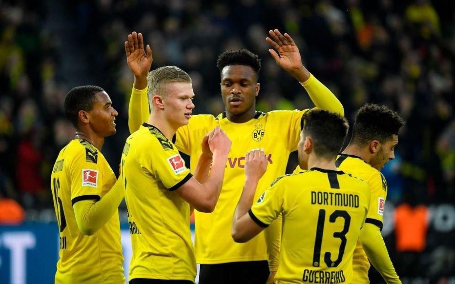 دورتموند معترض على إلغاء الدوري الألماني!