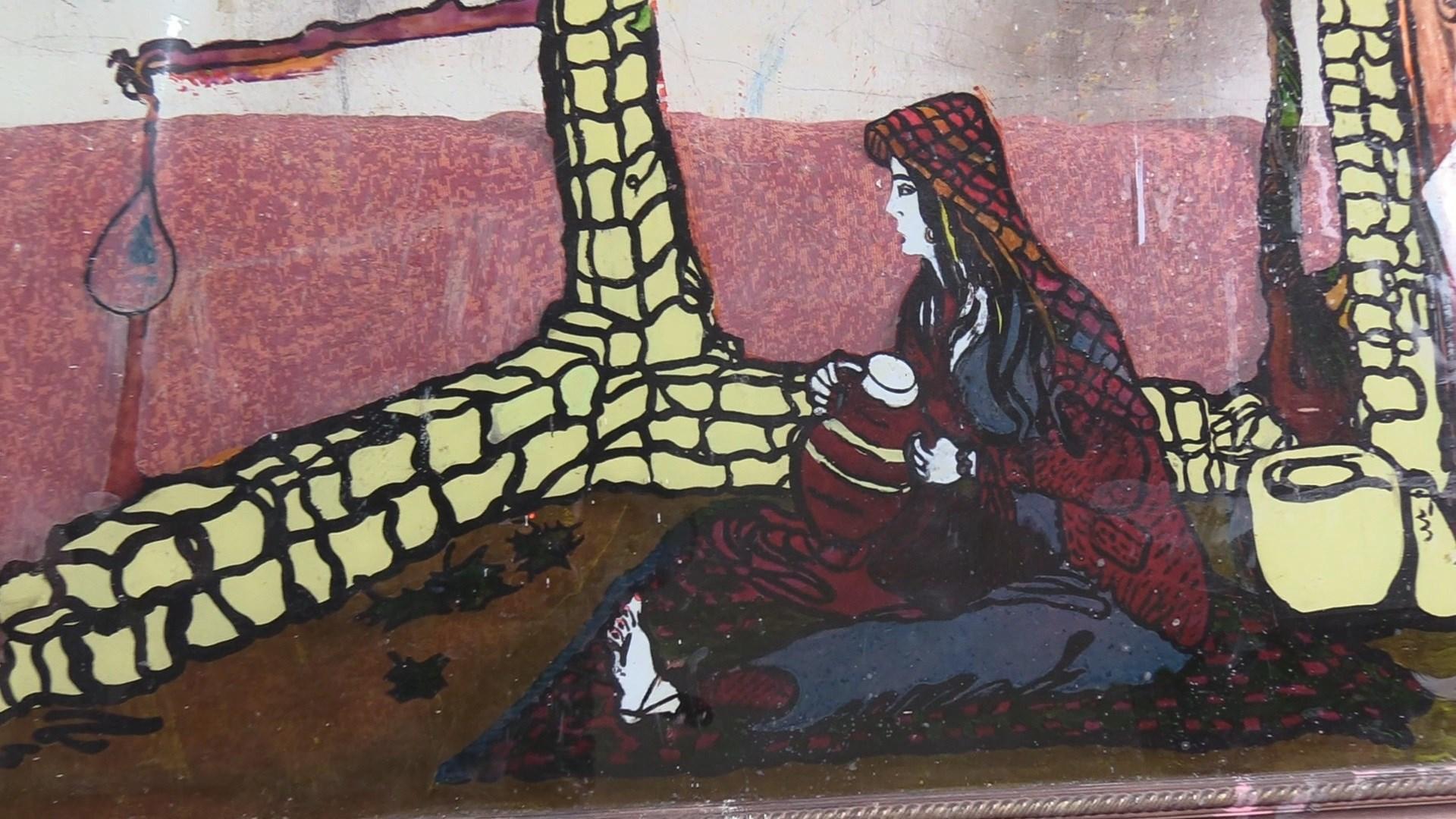 نرجس عثمان.. فنانة بلا شهادة جامعية