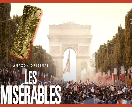 بؤساء الضواحي الباريسية فازوا بالسيزار 45