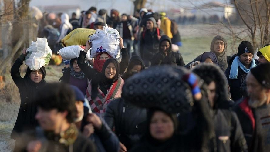 مفوضية شؤون اللاجئين تراقب التوتر على الحدود بين تركيا والاتحاد الأوروبي
