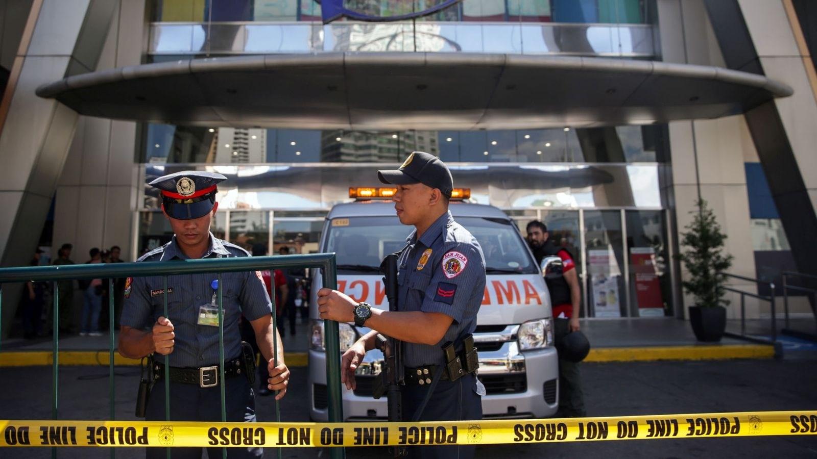 الفيليبين: إطلاق نار واحتجاز رهائن في مركز تجاري