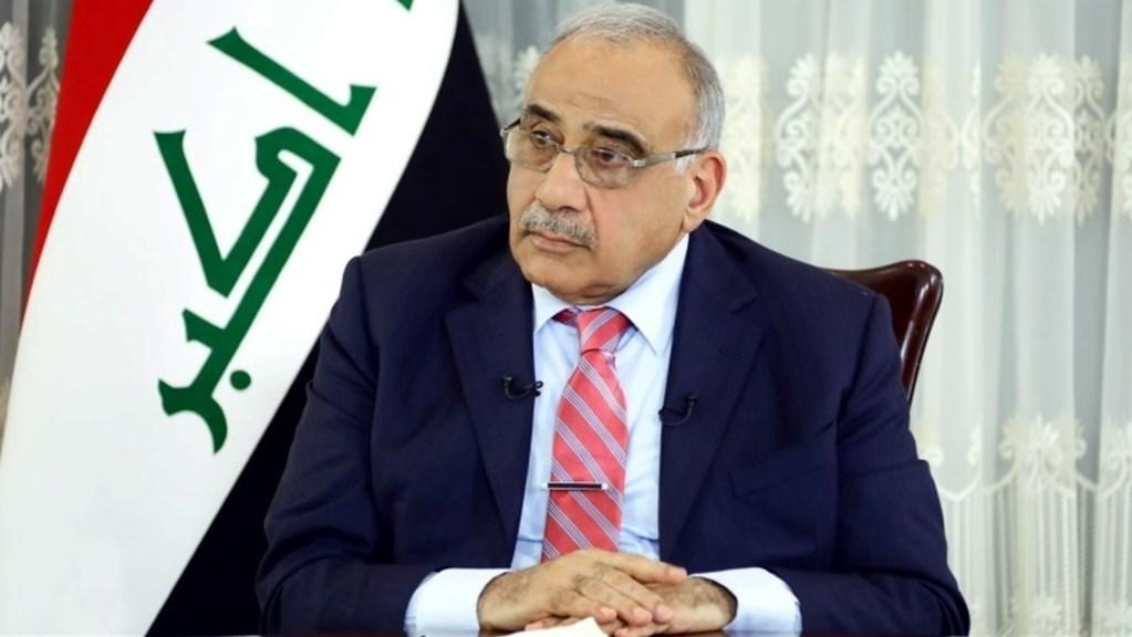 عادل عبد المهدي ينسحب من مهامه في الحكومة ويدعو إلى انتخابات نيابية مبكرة