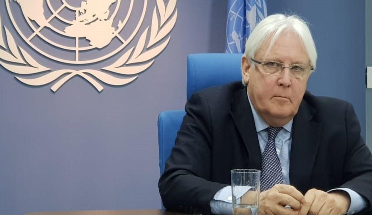 غريفيث يدعو إلى إطلاق سراح الأسرى اليمنيين تجنباً لمخاطر كورونا