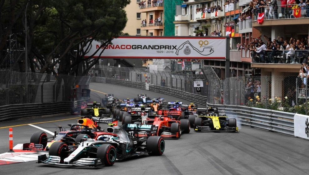 لا فورمولا 1 في موناكو!