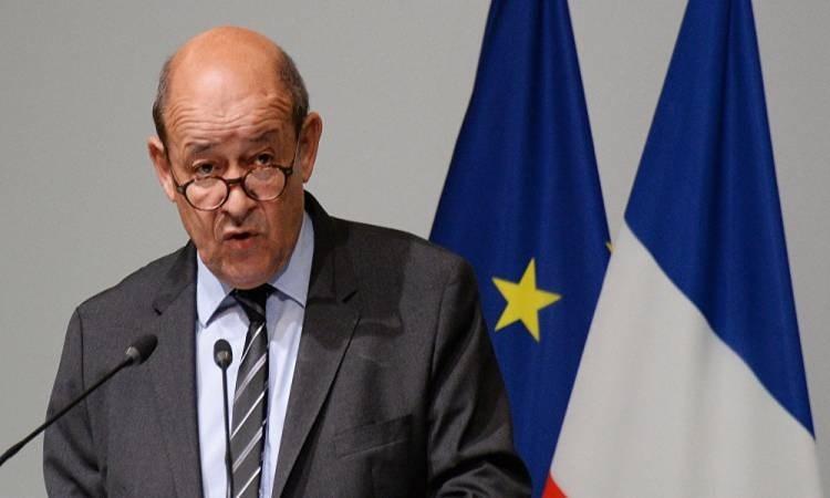 وزير خارجية فرنسا: 130 ألف مواطن يحاولون العودة للبلاد