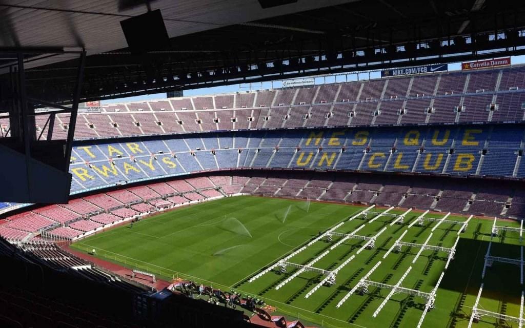 برشلونة يقدم كل شيء لمواجهة كورونا!