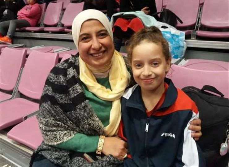 في الرياضة المصرية... الأم سببٌ للنجاح