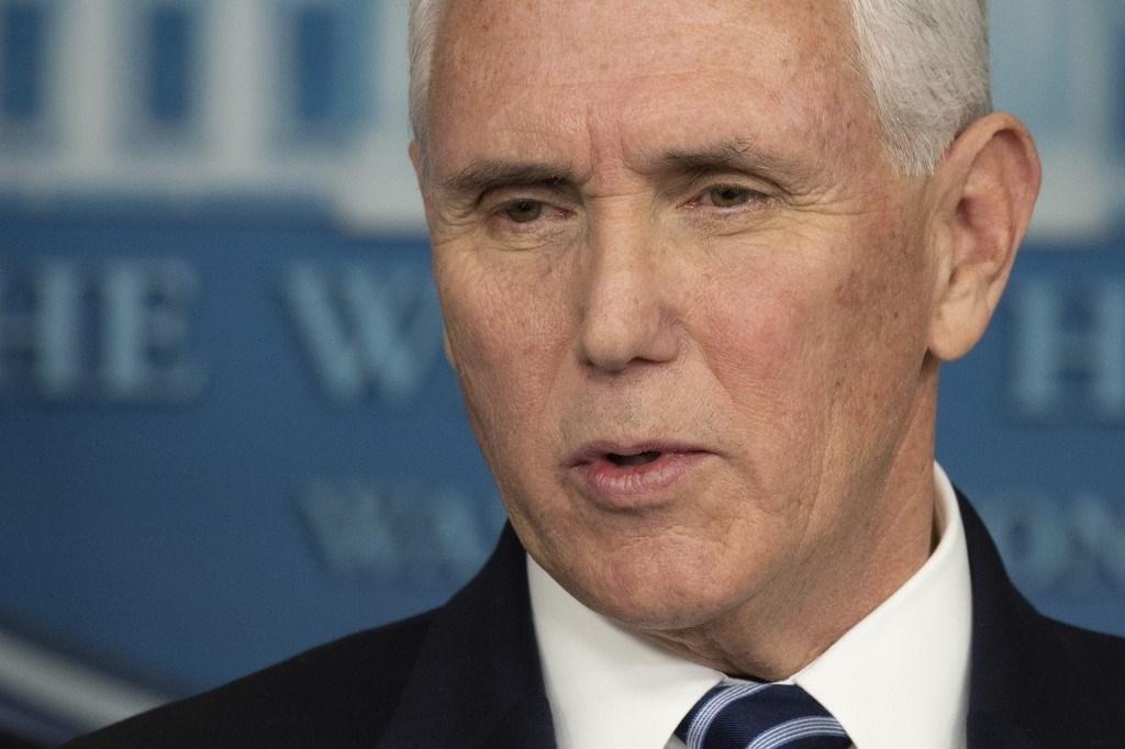 نائب الرئيس الأميركي سيجري فحصاً للكشف عن فيروس كورونا