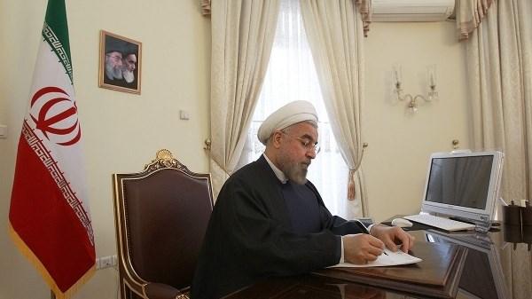 روحاني للشعب الأميركي: إدارتكم تناصر كورونا بمواصلة العقوبات