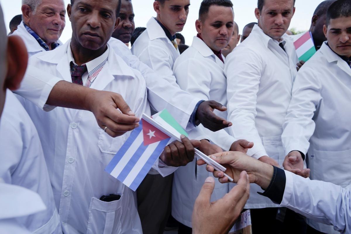 التعاون الطبي بين الدول.. ظاهرة وجدت طريقها إلى مواقع التواصل الاجتماعي
