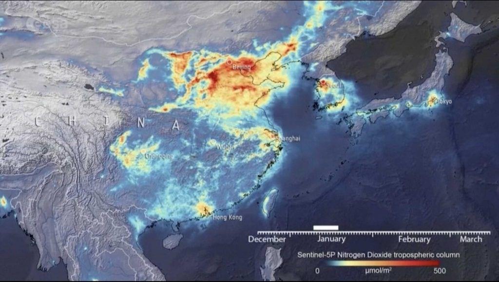 رغم خطورة كورونا.. تحسن ملحوظ في جودة الهواء حول العالم