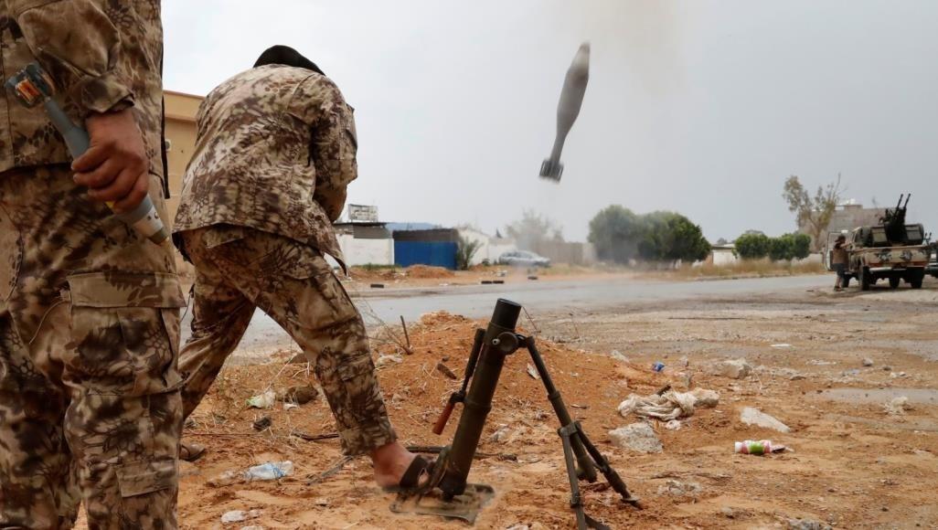 قوات حفتر تعلن مقتل جنود أتراك في معارك طرابلس