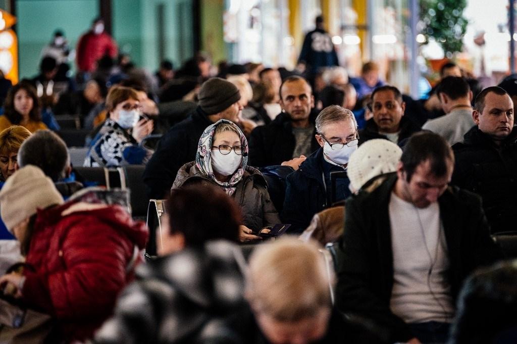 الكرملين: من الضروري رفع العقوبات بسبب الوضع الوبائي الدولي