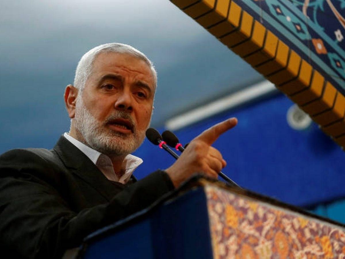 هنية يدعو الملك سلمان إلى الإفراج عن المعتقلين الفلسطينيين في السجون السعودية