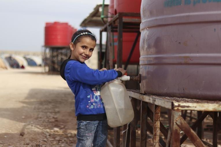 يونيسف: الآلاف مهددون بكورونا بسبب قطع تركيا إمدادات المياه شمال شرق سوريا