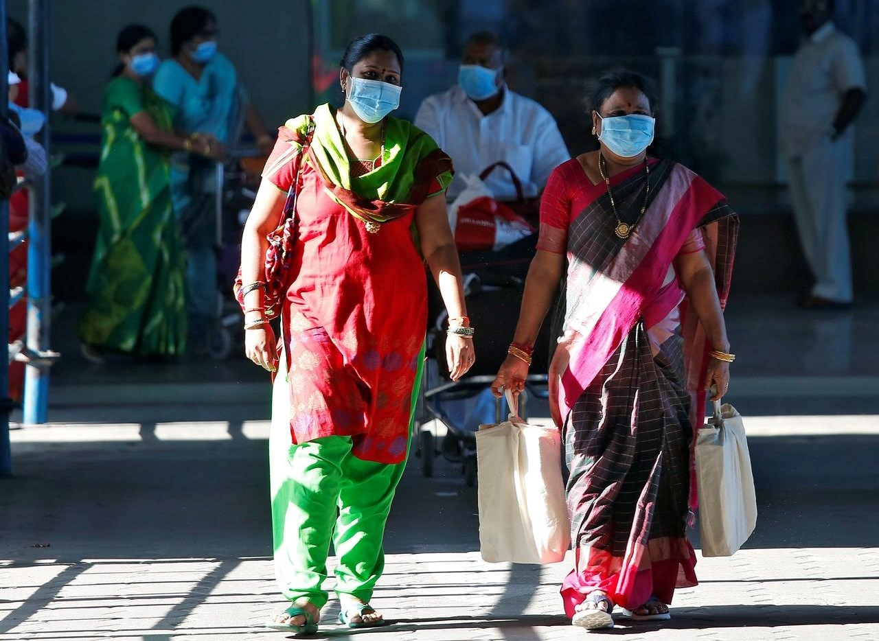 """إجراءات متشددة لمكافحة """"كورونا"""" في الهند... 700 مليون هندي في الحجر التام"""