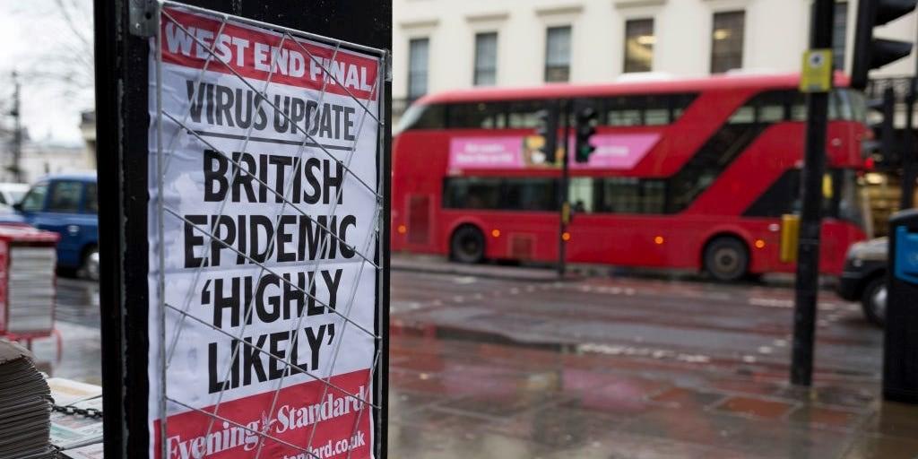 """""""الزموا منازلكم""""... الحكومة البريطانية تفرض قيوداً على التجوّل"""